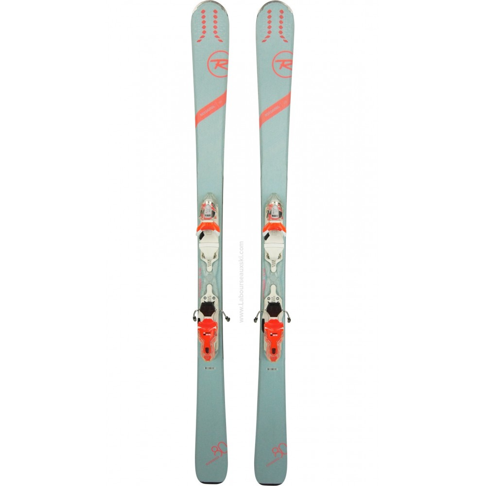 ROSSIGNOL EXPERIENCE 80 CI W - skis d'occasion