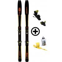 DYNAFIT SPEEDFIT 81 PRO+RADICALST+PEAUX - skis d'occasion