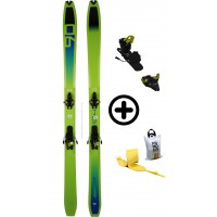 DYNAFIT SPEED 90 RADICALST+PEAUX - skis d'occasion