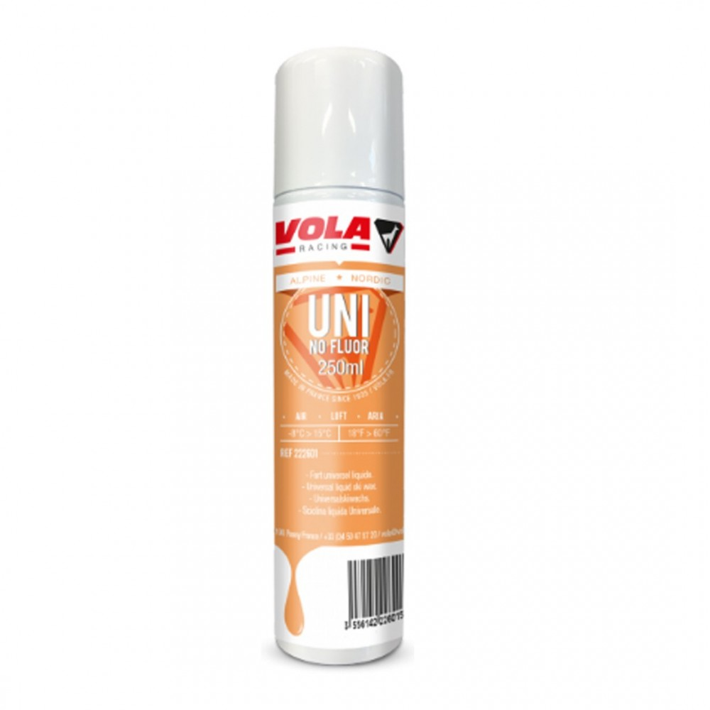 VOLA   LIQUIDE UNI 250ML ORANGE