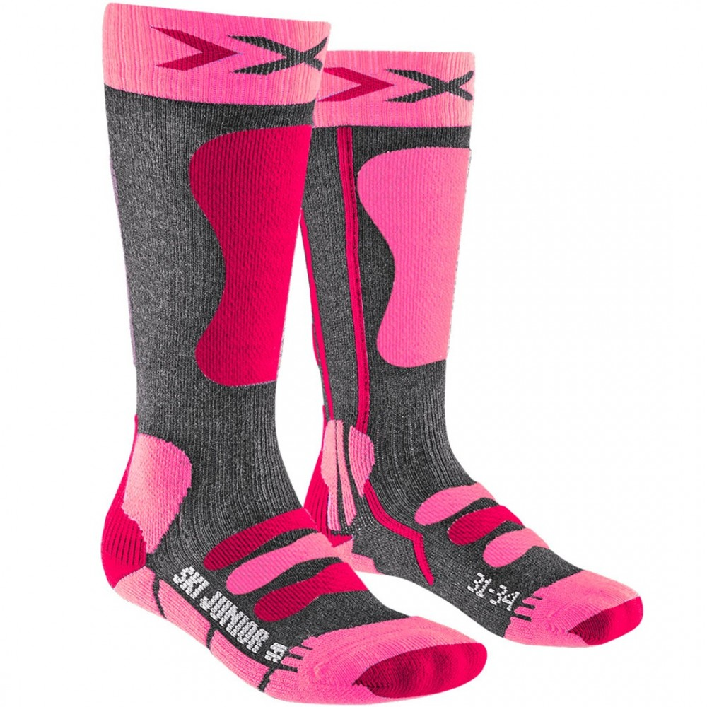 X-Socks SKI JUNIOR FILLE