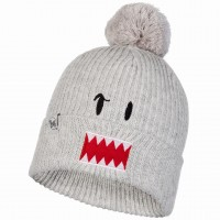 BUFF CHILD KNITTED HAT FUNN GHOST CLOUD