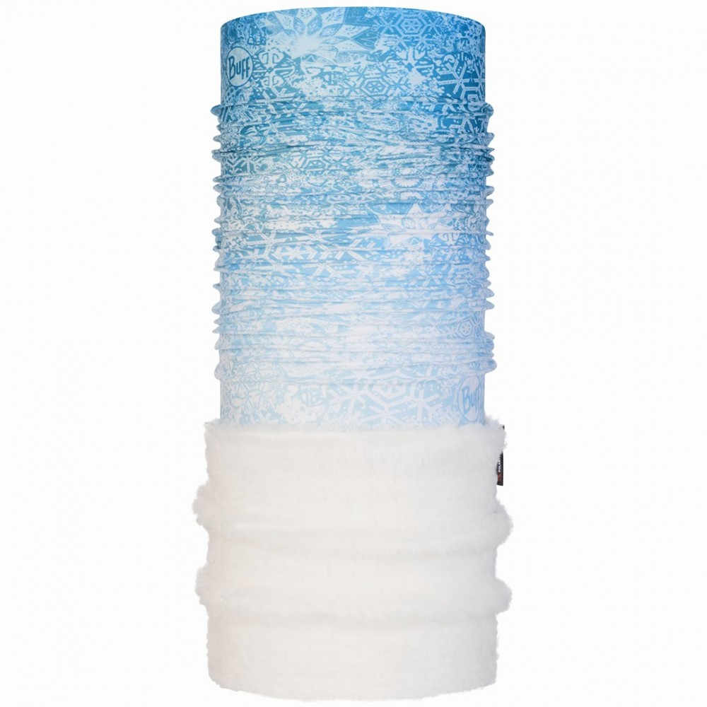 BUFF POLAR THERMAL FAIRY SNOW TURQUOISE