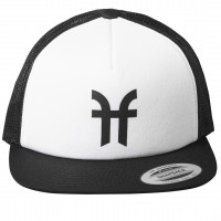 FACTION LOGO TRUCKER CAP