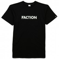 FACTION M LOGO TEE