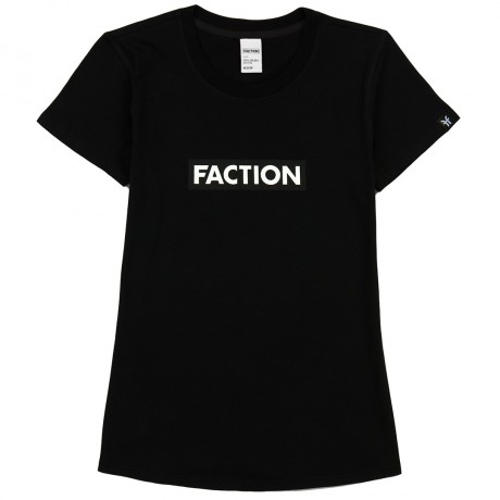 FACTION W LOGO TEE