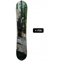 BURTON TRICK PONY + FIX -...