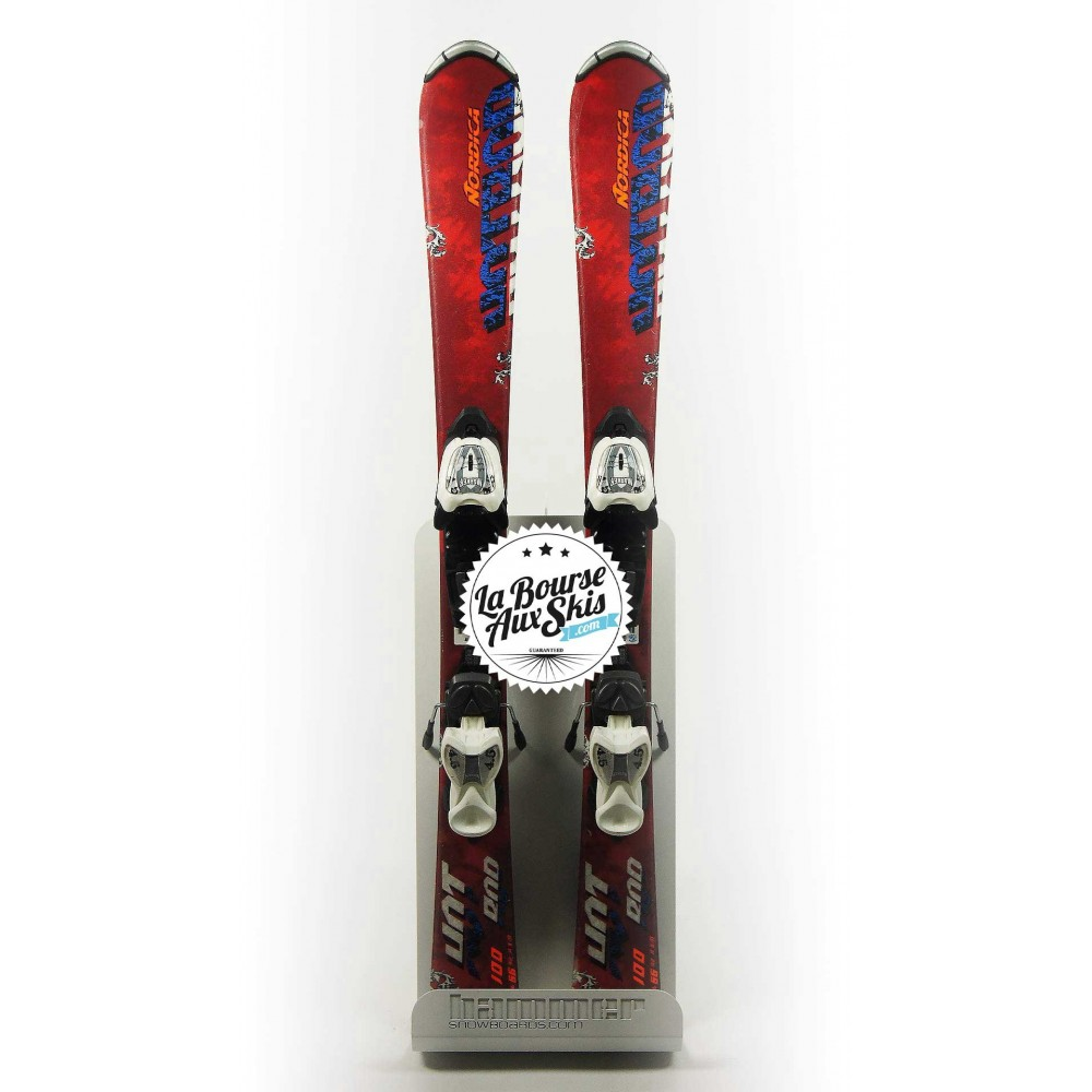 NORDICA HOT ROD JR - skis d'occasion