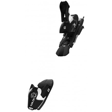 SALOMON NZ10 BLACK/WHITE B90