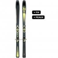 DYNAFIT SPEEDFIT 84 FIX+PEAUX - skis d'occasion