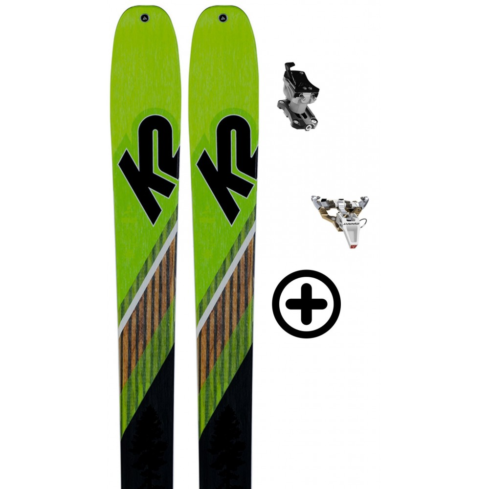 Labourseauxskis PACK BUNDLE 17 K2 - 1