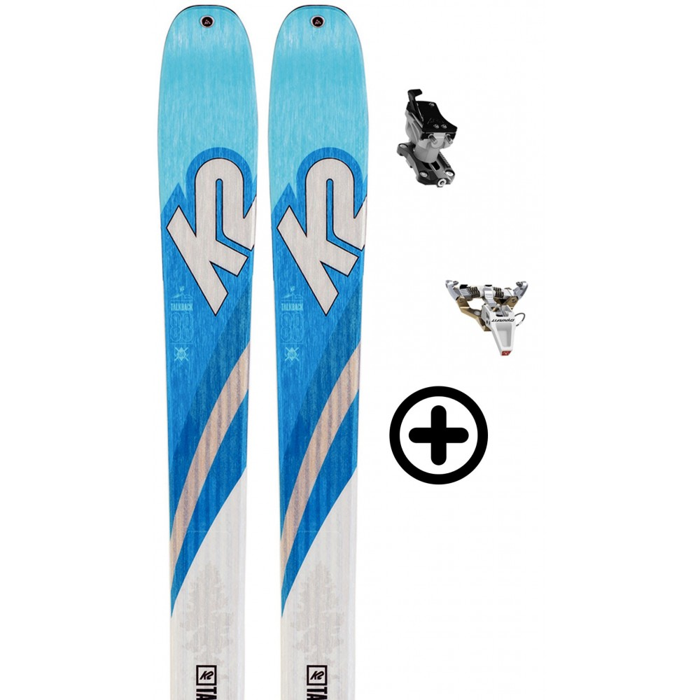 Labourseauxskis PACK BUNDLE 18 K2 - 1