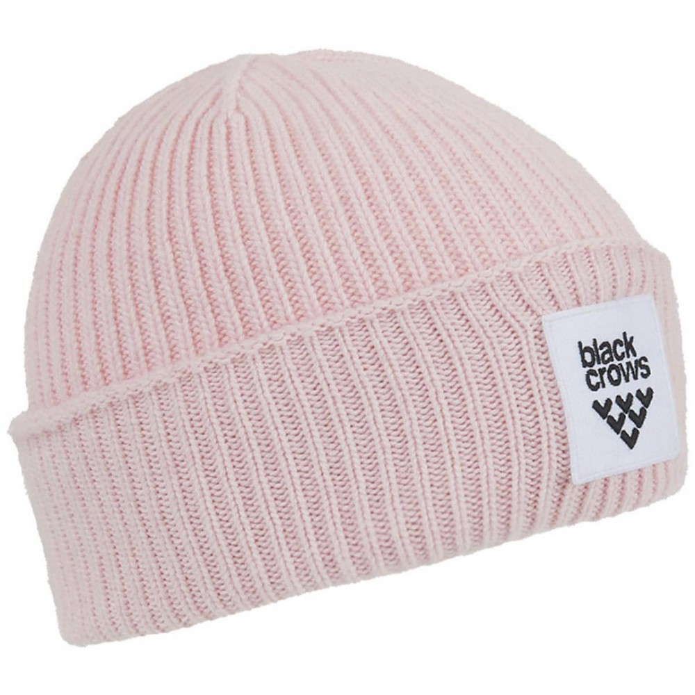 BLACK CROWS MORI BEANIE LIGHT PINK 2020 Black crows - 1