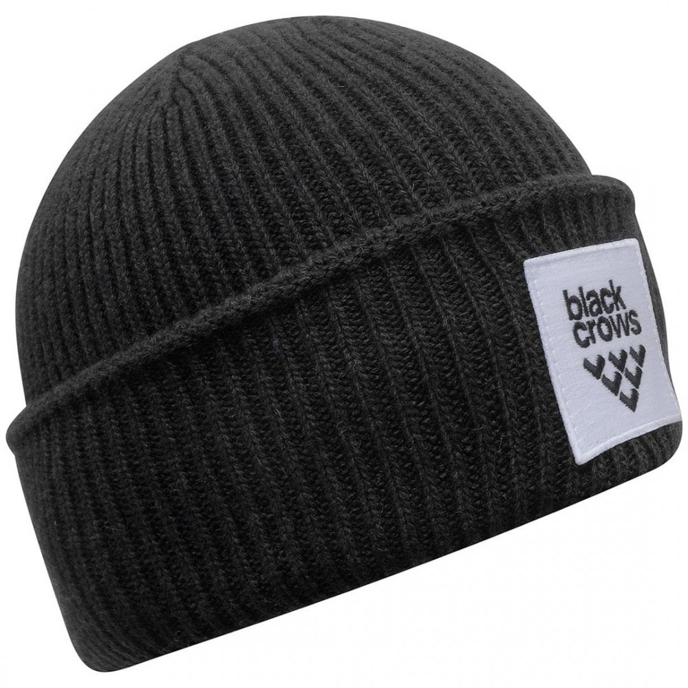 BLACK CROWS MORI BEANIE BLACK 2020 Black crows - 1
