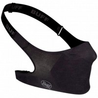 BUFF FILTER MASK SOLID BLACK 2021 Buff - 1