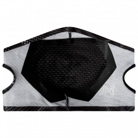 BUFF FILTER MASK SOLID BLACK 2021 Buff - 2