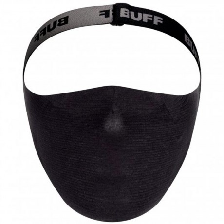 BUFF FILTER MASK SOLID BLACK 2021 Buff - 3