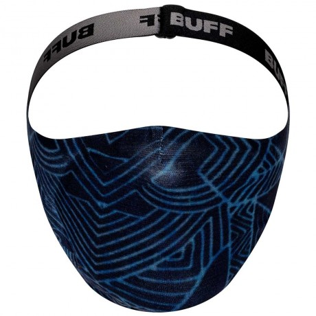 BUFF FILTER MASK KIDS KASAI NIGHT BLUE 2021 Buff - 3