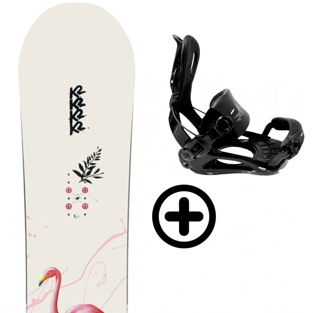 Labourseauxskis PACK BUNDLE 23 K2 Snowboard - 1