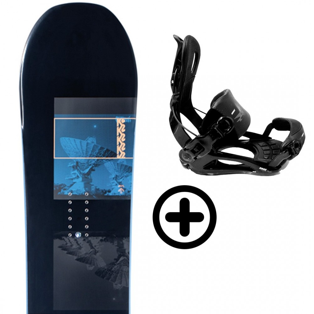 K2 BROADCAST 2021 + FIX K2 Snowboard - 1
