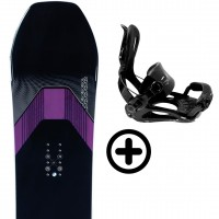 Labourseauxskis PACK BUNDLE 33 K2 Snowboard - 1
