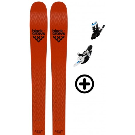 BLACK CROWS CAMOX FREEBIRD 2021 + FIX Black crows - 1
