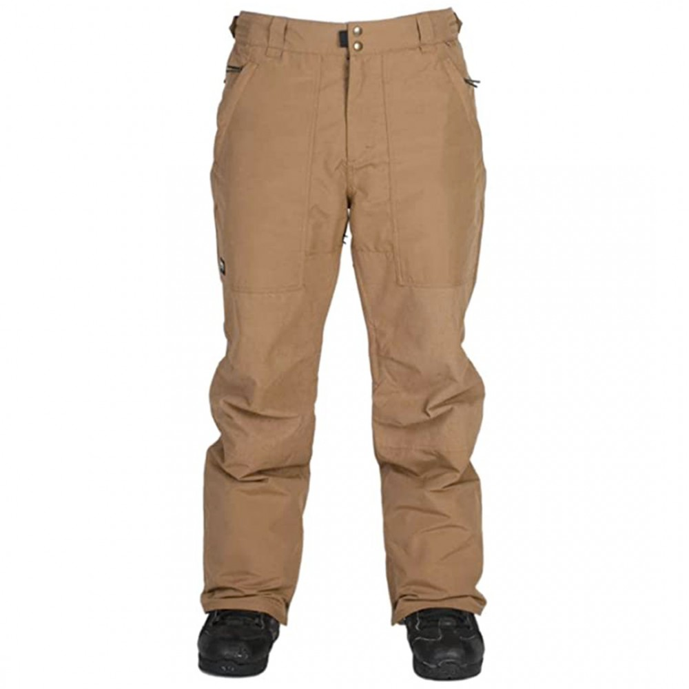 RIDE PIONEER PANT ACT 1 TOBACCO