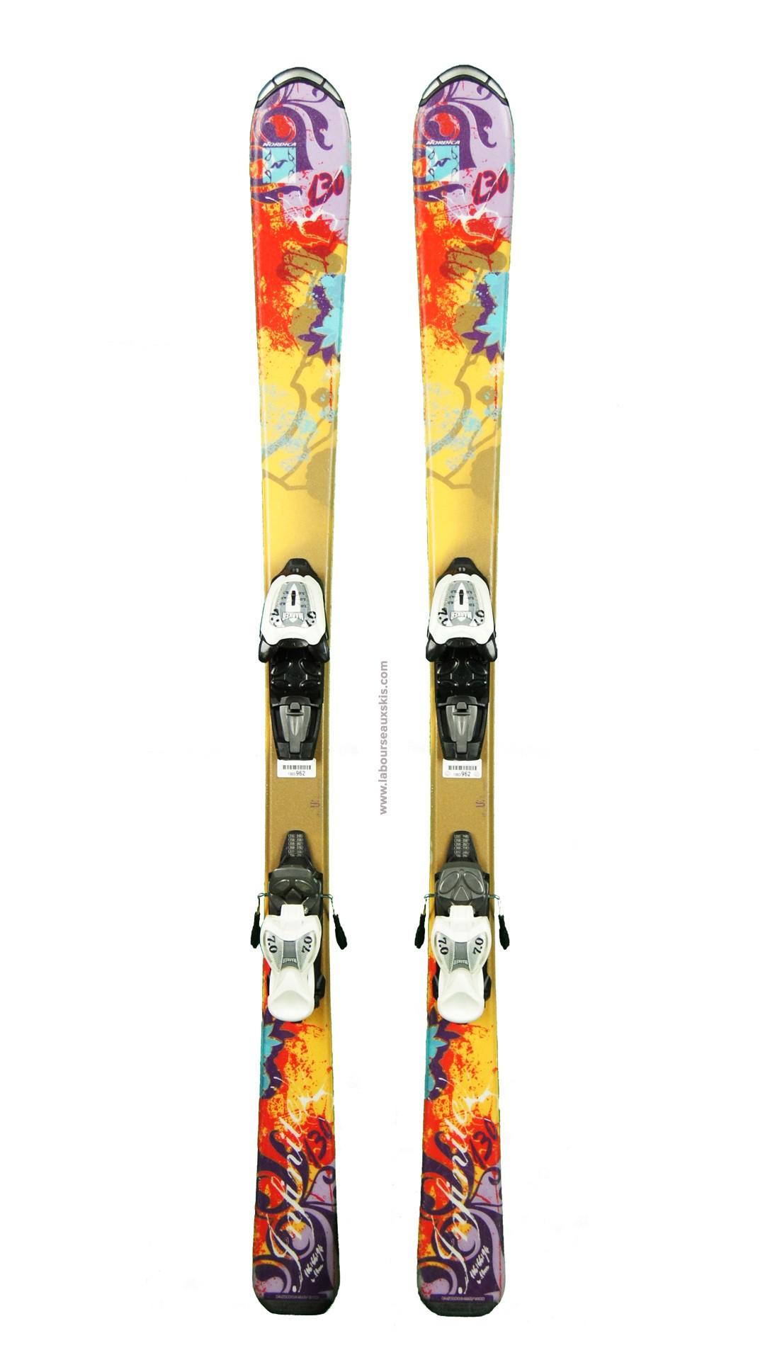 ski occasion nordica infinite skis d 39 occasion. Black Bedroom Furniture Sets. Home Design Ideas