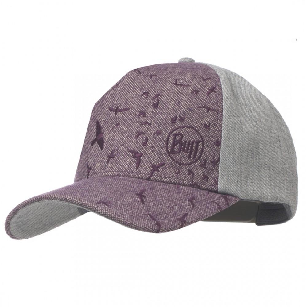 BUFF SNAPBACK CAP ZAIR SHADOW PURPLE