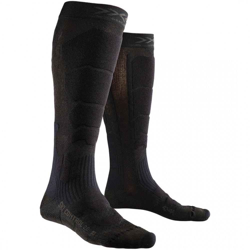 X-Socks SKI CONTROL 2.0 BLACK