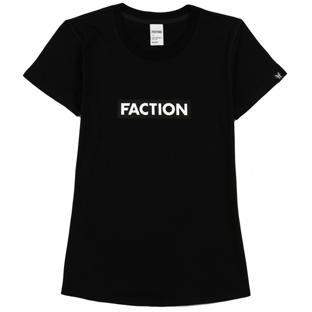 FACTION W LOGO TEE