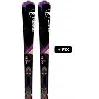 ROSSIGNOL FAMOUS 6 + XPRESS 11