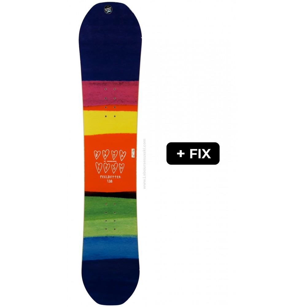 BATALEON FEELBETTER - snowboard occasion