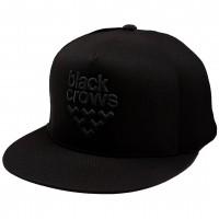 BLACK CROWS FULL LOGO TRUCKER CAP BLACK 2020 Black crows - 1
