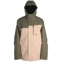 RIDE GEORGETOWN JACKET-SHELL MILITARY