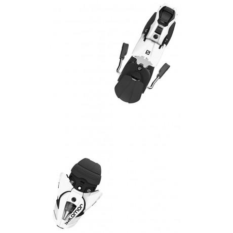 BLACK CROWS ATRIS 2021 + SALOMON Z12 WHITE/BLACK B100 Black crows - 4