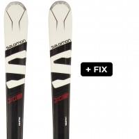 SALOMON X-MAX X6 + FIX MERCURY 11