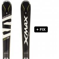 SALOMON X-MAX X12 + FIX XT12 Ti
