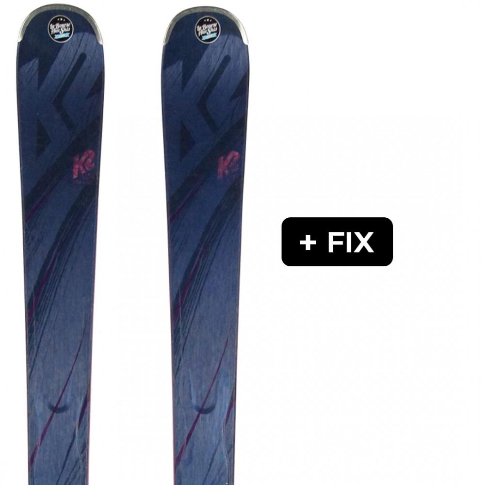 K2 ENDLESS LUV + FIX