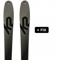 K2 PINNACLE RX + FIX